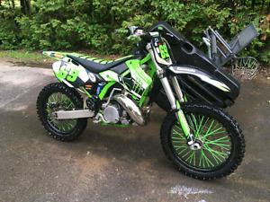 2002 Kawasaki Kx250 2stroke