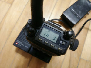 Kenwood. TK 2400 VHF radio