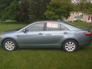 Family hybrid - toyota camery low kms full trim in selkirk