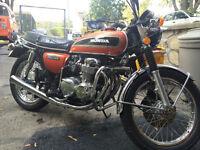 1974 Honda CB 550 Four