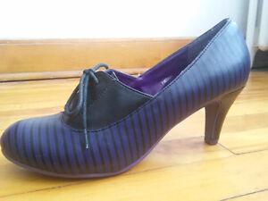 Chaussures à talon en parfait état, pointures 7 et 8