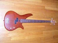 yamaha RBX 260 4 string bass
