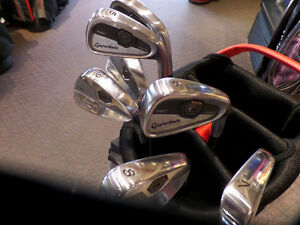TAYLORMADE TOUR PREFERRED IRONS 4-PW