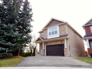 4 Bedrooms Custom Build Detached in Downtown Maple For Rent.