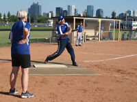 +50 SLO-PITCH Players Wanted Male & Female