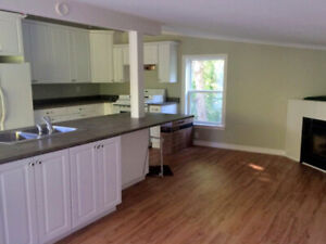 Above grade, separate, 1 bedroom with ensuite, all included