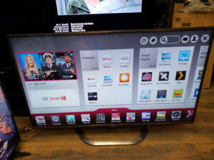 """LG 55LN5700 55"""" 1080p LED-LCD HDTV with Wi-Fi"""