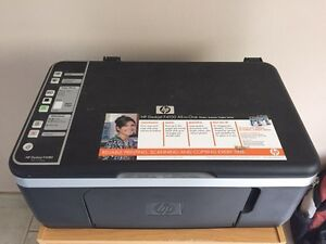 HP Deskjet F4100 printer/scanner