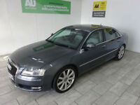 2009,Audi A8 3.0TDI auto quattro Sport***BUY FOR ONLY £50 PER WEEK***