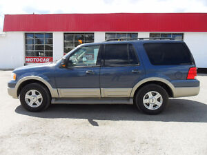 2005 Ford Expedition Eddie Bauer*4X4 *8 Passenger*Tow Pkg*Leathe