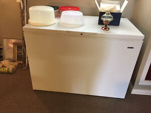 Mid sized kenmore deep freeze