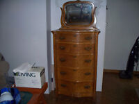 chest & drawers