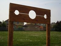 WANTED - WOODEN STOCKS