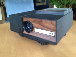Old School Picture Projector