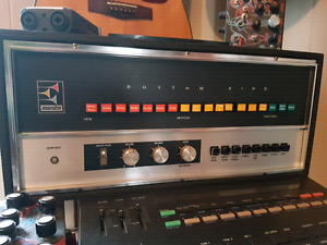 Rhythm King MK2 analog drum machine
