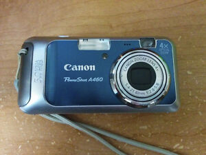 Canon PowerShot A460 Digital Camera 5.0 MP Regina Regina Area image 1