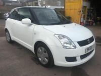 58 2008 Suzuki Swift 1.3 ( 91bhp ) GL, LOW MILES, SERVICE HISTORY, WARRANTY,