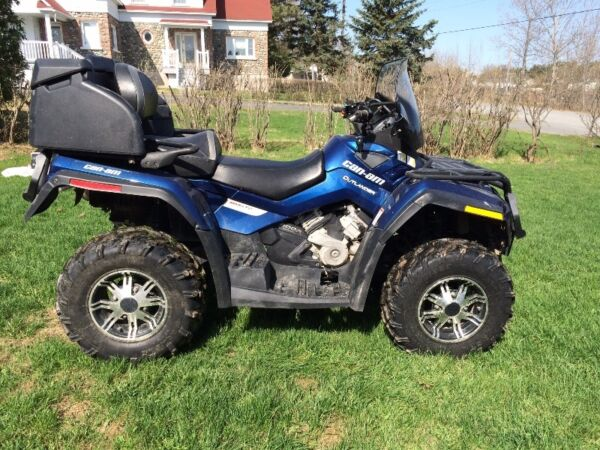 Used 2011 Bombardier Can am LTD max