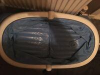 Summer Infant Newborn to Toddler Fold Away Baby Bath