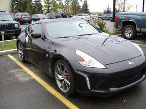 2013 Nissan 370Z Sports Package Coupe (2 door)