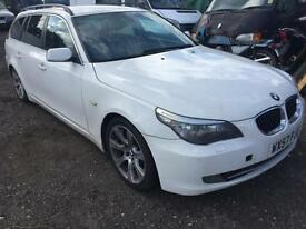 2007 BMW 530d remapped dpf removed automatic