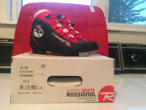 Rossignal Junior X1 XCountry Boots