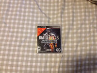 Battlefield 3 , used maybe 5 times