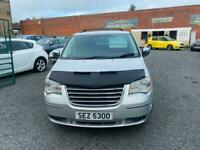 2008 Chrysler Grand Voyager 2800 Limited 5dr Auto MPV Petrol Automatic