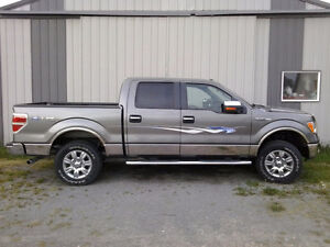 2011 Ford F-150 SuperCrew XLT/XTR ONE Owner LOW KM WARRANTY