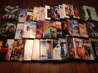 38 Movie / TV-show DVDs for Sale