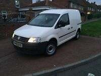2008 vw caddy c20 1.9tdi