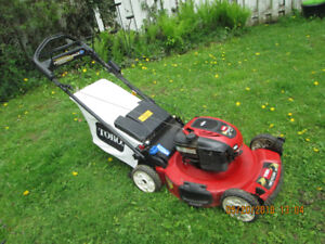 lawn mowers for sale, two  together. SOLD PENDING PICK UP