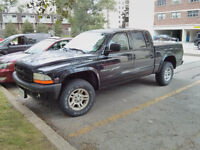 2001 Dodge Dakota 4x4 - Mechanic's special