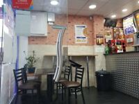 ESTABLISHED CHICKEN AND PIZZA SHOP FOR SALE