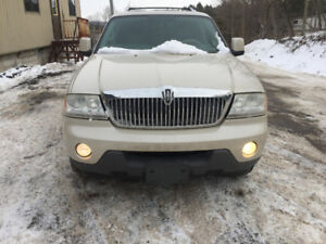 2005 4.6L LINCOLN AVIATOR FOR PARTS