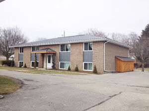 Two Bedroom in 4-plex Apartment in Simcoe