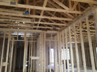 Framing crew looking for contract work