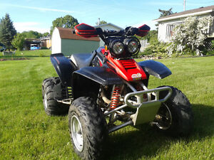 2003 yamaha warrior
