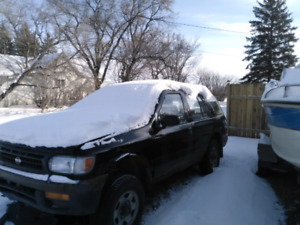 Great Four Wheel Drive for Winter