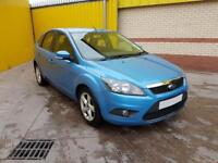 2009 FORD FOCUS ZETEC 100 1.6 PETROL 5 SPEED, category N