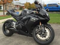 2008 All Black Suzuki GSX-R 1000 Limited Edition