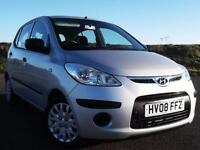 Hyundai i10 1.1 Classic AIR CON, FULL MAIN D/S/H, GENUINE 1 OWNER 27,000 MILES !