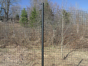 Deer fence 7.5' (2.3 M) high