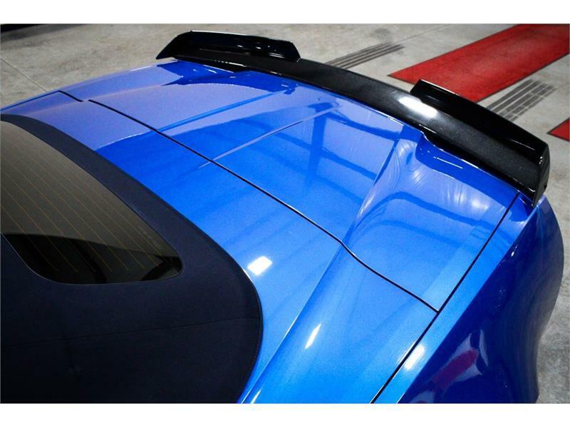 2016 Blue Chevrolet Corvette Z06 3LZ | C7 Corvette Photo 10