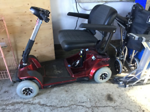 3yr old Scooter