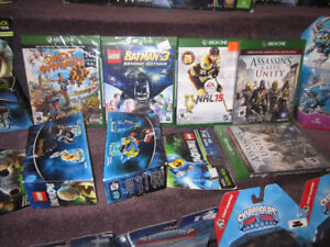 XBox One - Selection of NEW Games - $8 & up - see Price List