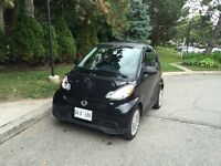 2015 Smart Fortwo Short term lease takeover