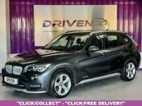 2014 BMW X1 2.0 XDRIVE18D XLINE 5d 141 BHP Estate Diesel Manual