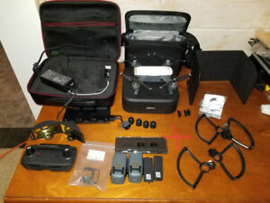 DJI Spark with Fly more package and lots of extras!!