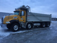 Dump Truck Driver  Class 1 ,2,3 Needed for South Shore region